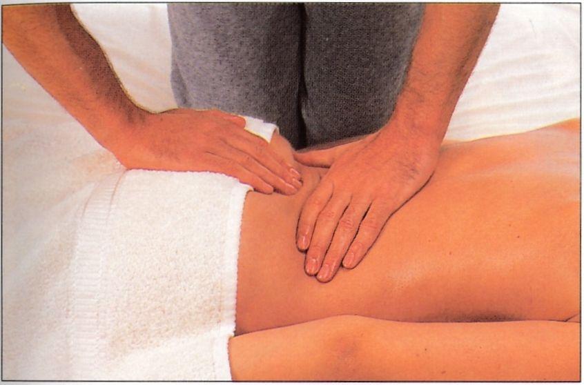Как сделать правильно массаж в пояснице - HairyTale